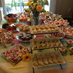 Best Finger Foods Baby Shower