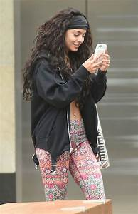Vanessa Hudgens Street Style - Out in West Hollywood 6/14/2016