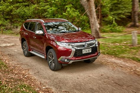 With the refresh, mitsubishi is boosting the pajero sport's array of safety features by adding lane change assist and rear cross traffic alert systems. 2016 Mitsubishi Pajero Sport Review - photos | CarAdvice