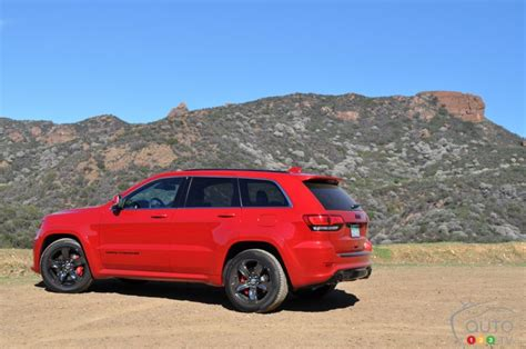 2015 Jeep Grand Cherokee Srt8 Pictures
