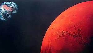 Close encounter between Mars and Earth | Free Malaysia Today