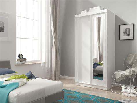 Small Mirrored Wardrobe by Mini Sliding Doors Bedroom Small Mirrored Wardrobe White