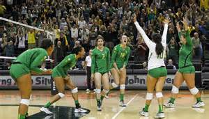 Usc Basketball Standings by Oregon Women S Volleyball Pac 12