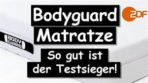 Matratze Stiftung Warentest Gut : bodyguard matratze so gut ist der testsieger wirklich der zdf stiftung warentest test youtube ~ Bigdaddyawards.com Haus und Dekorationen