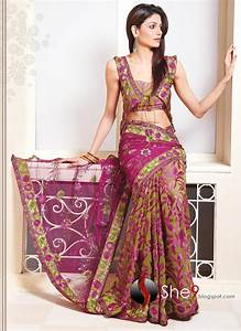 Indian Saree Trend For Parties