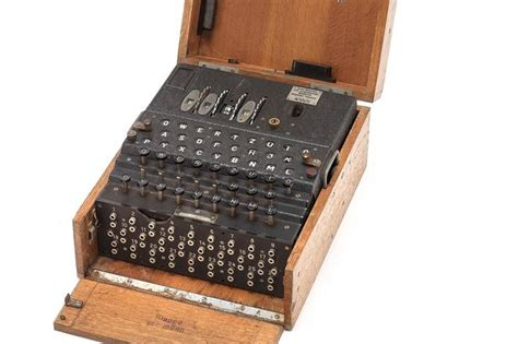 U Boat Enigma by Enigma Machine Expected To Fetch 163 150 000 At