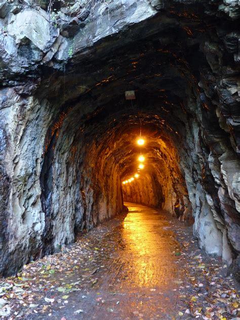 tunnel lynchburg virginia railroad flickr