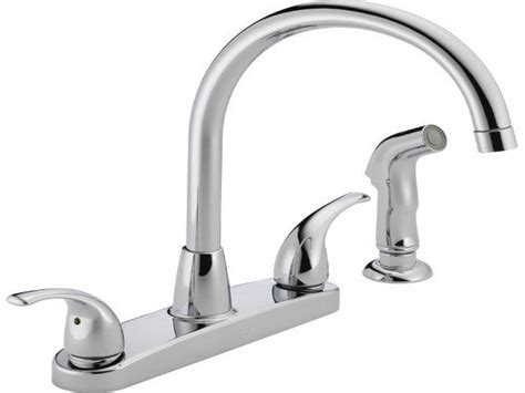 Moen Kitchen Sink Faucets, Peerless Faucet Parts Home