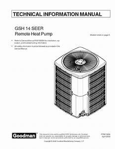 Gsh140181a Manuals