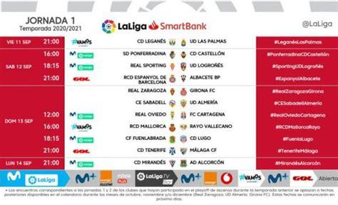 Vuelve LaLiga: horarios y partidos de hoy, sábado 12 de ...