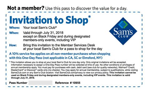 13065 Free Sams Club Membership Coupon by Costco And Sam S Club How To Shop Without Buying A
