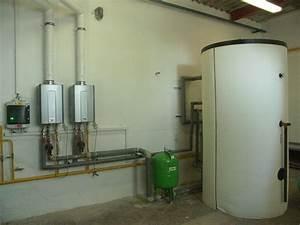 Návrh objemu zásobníku teplé vody