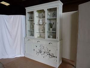 yew display cabinet painted vintage antique farmhouse With best brand of paint for kitchen cabinets with clear stickers vistaprint