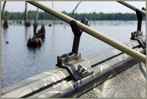 Ranger Boat Storage Locks by Rgt Rod Support War Eagle Boats