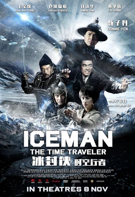 iceman  time traveler  showtimes