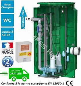 Schema Installation Pompe De Relevage Eaux Usées : station de relevage 2 pompes eaux charg es kw ~ Carolinahurricanesstore.com Idées de Décoration