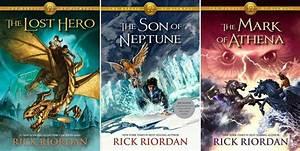 Heroes Of Olympus Series By Rick Riordan Books Iu002639m Reading