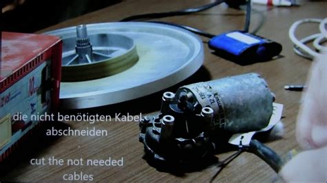 elektrische bügelsäge selber bauen elektrische drehscheibe t 246 pferscheibe selber bauen teil 1 diy electric pottery wheel