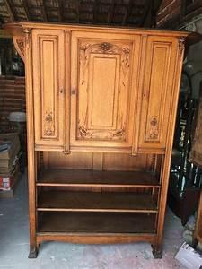 Art Nouveau Mobilier : meuble art nouveau de krieger paris 1900 autres meubles ~ Melissatoandfro.com Idées de Décoration