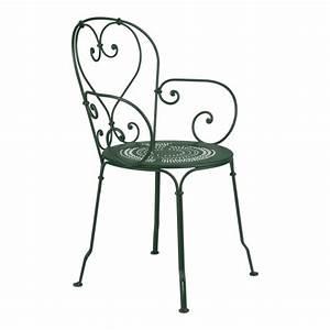 Chaise De Jardin Metal : location fauteuil jardin style ann e 1900 fer forg 126 ~ Dailycaller-alerts.com Idées de Décoration