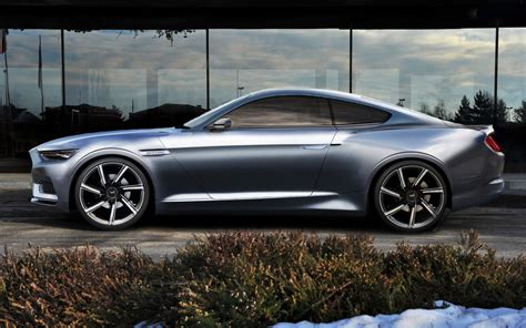 Pininfarina Mustang Concept 2016- 2022 by jhonconnor on ...
