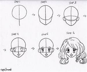 How To Draw A Male Face Step By Step For Beginners ...