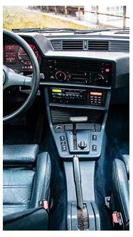 Classic Trader Reviews: The BMW 6-Series E24 coupè profile