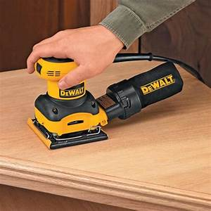 Best electric power sander for refinishing furniture for Can you sand a floor with a hand sander