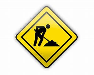 Construction Signs Clipart - Clipart Suggest