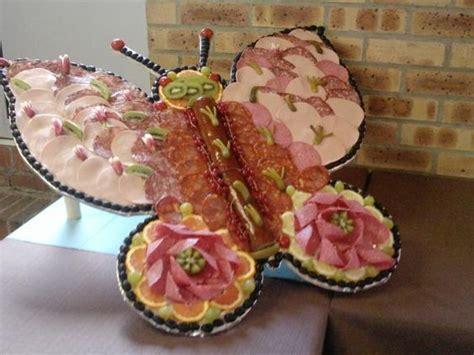 Idée Pour Le Buffet!  Charcuterie  Pinterest Papillons