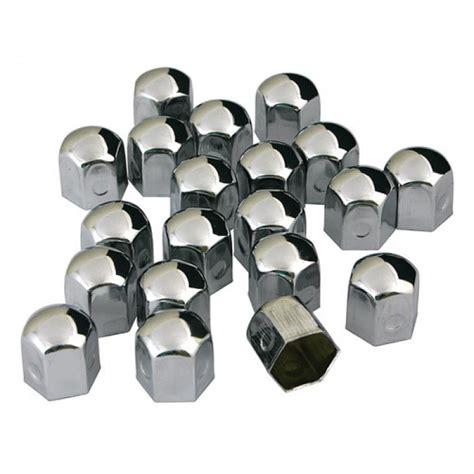 chrome bureau 20 caches écrous ou vis de roue chromé de 19 ou 17