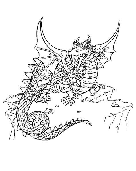 Kleurplaten Draken by Kleurplaat Draken Dieren Kleurplaat 187 Animaatjes Nl