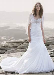 david39s bridal sample strapless sweetheart trumpet With sweetheart trumpet wedding dress