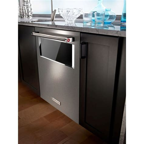 Kitchenaid Bar Appliances by Kitchenaid Kdtm804ess 24 Quot Built In Undercounter Dishwasher