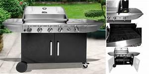 Barbecue Gaz Grill Et Plancha : plancha gaz nok top plancha ~ Preciouscoupons.com Idées de Décoration