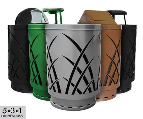 designer trash can designer trash can trash bin garbage can