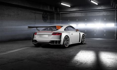audi tt clubsport turbo concept hd pictures