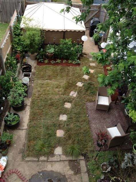lawn replacement ideas help with ideas to replace grass in small urban yard