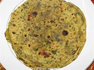 Masala Thepla Recipe | Thepla Recipe | Gujarathi Recipe ...