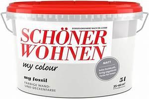 Schöner Wohnen Innenfarbe : sch ner wohnen farbe innenfarbe my colour my fossil online kaufen otto ~ Sanjose-hotels-ca.com Haus und Dekorationen