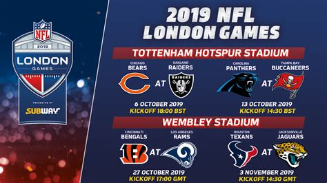 london nfl game  announced double coverage