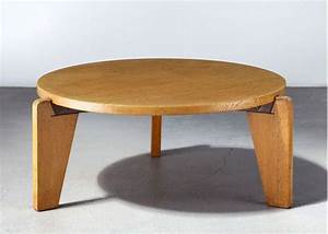 Table Jean Prouvé : low table jean prouve furniture design pinterest ~ Melissatoandfro.com Idées de Décoration