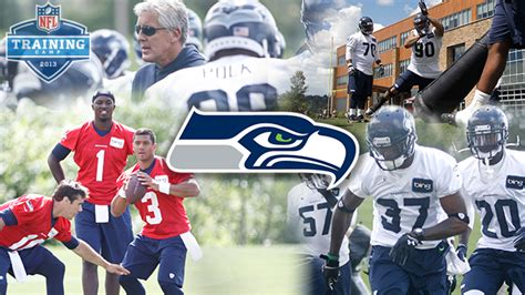 seattle seahawks mini camp schedule