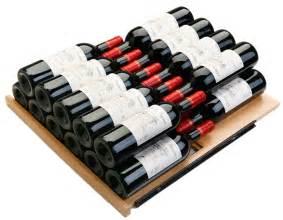 Cave à vin bi temperature