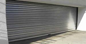 rideau metallique ridobloc With porte de garage rideau roulant