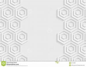 Abstract Hexagon Background Cartoon Vector | CartoonDealer ...