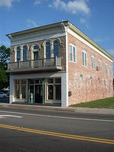 lake butler florida historical building by warren thompson With butler buildings for sale