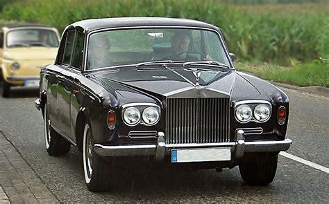 Rolls Royce by Rolls Royce Silver Shadow Wikipedie