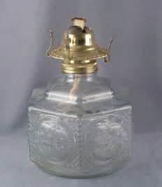 reduced llight farms glass oil l hexagonal base with