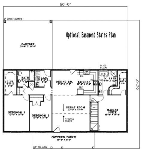 house plan  beds  baths  sqft plan